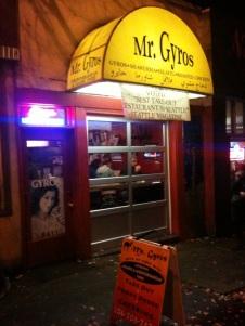 Mr Gyros 1