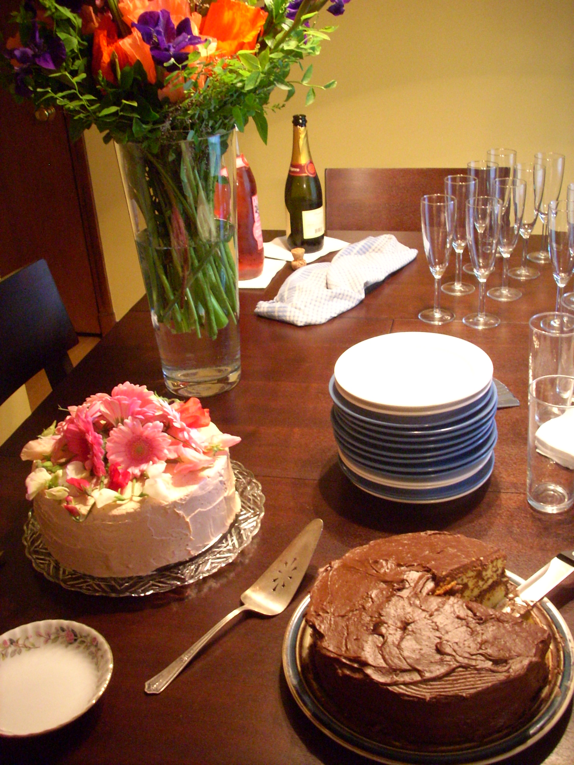 white chocolate whisper cake