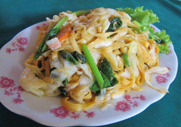 133 Breakfast Angkor Wat