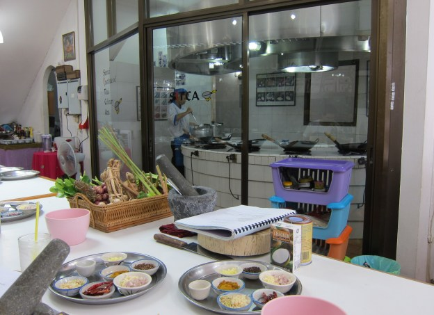 Thai cooking class 4