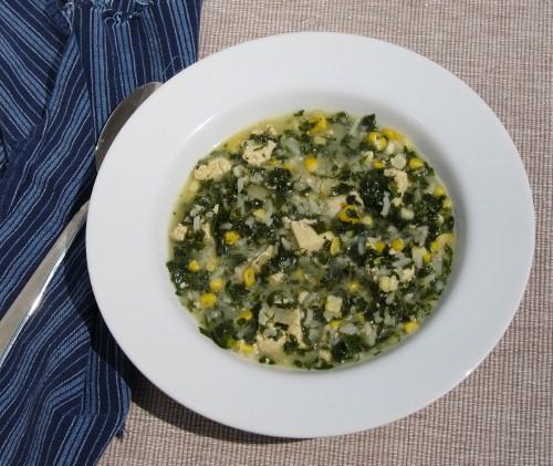 Green Summer Soup