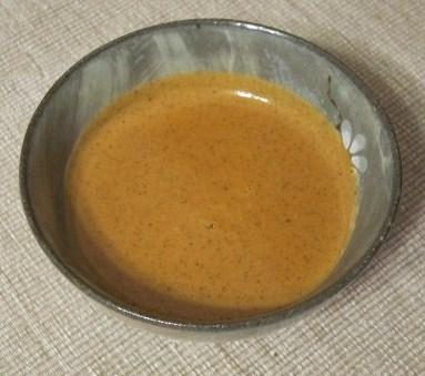 Quick Peanut Sauce