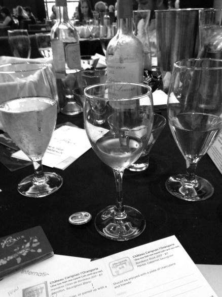 IFBC 2013 Bordeaux Tasting